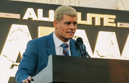 Cody Rhodes lashes out at AEW fan for anti-gay comments about Sonny Kiss