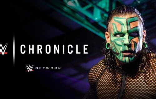 WWE Chronicle: Jeff Hardy on WWE Network this week, Mandy Rose bikini photo, NXT GAB