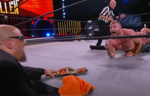 Taz reacts to backlash from AEW fans after stopping Fight for the Fallen main event