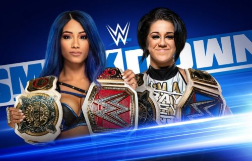 Sasha Banks & Bayley to address title picture, Miz TV with Naomi set for Friday Night SmackDown