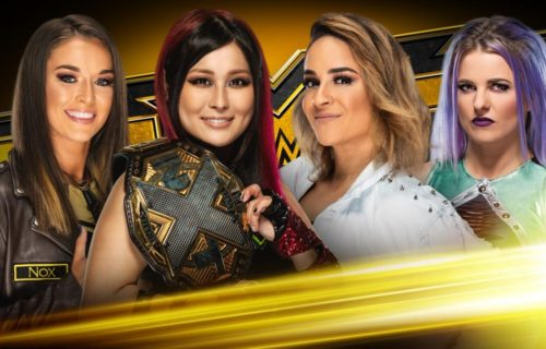 WWE announces opening match for tonight's NXT on USA