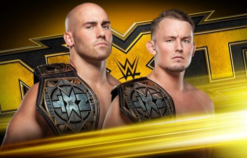 Two more matches announced for tonight's NXT on USA