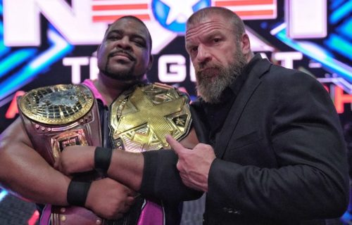 Triple H reacts to Keith Lee making history, Adam Cole's record reign ending at Great American Bash