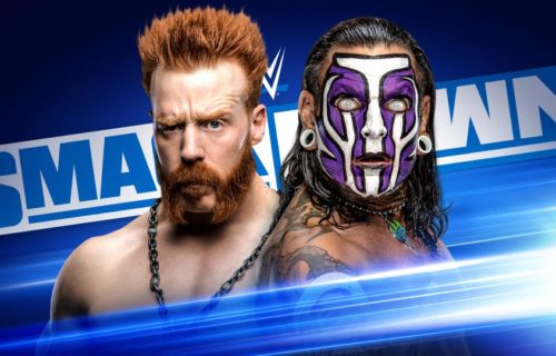 """WWE SmackDown results July 24th: Jeff Hardy and Sheamus in """"Bar Fight"""" match"""