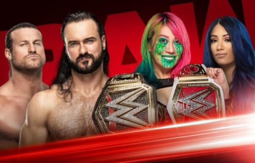 WWE Monday Night RAW Results (6/29/20) Orlando, FL