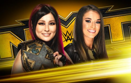 WWE NXT results July 15: Tegan Nox challenges Io Shirai for NXT Women's Championship