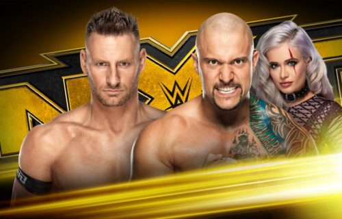 WWE NXT results July 22: Dijakovic collides with Kross