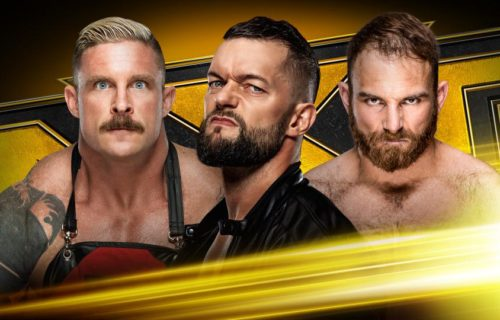 WWE NXT results July 29: Bálor, Lumis and Thatcher battle for North American Title opportunity