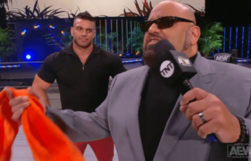 Report: Many in WWE angry over Taz's comments about WWE's COVID-19 testing on AEW Fyter Fest