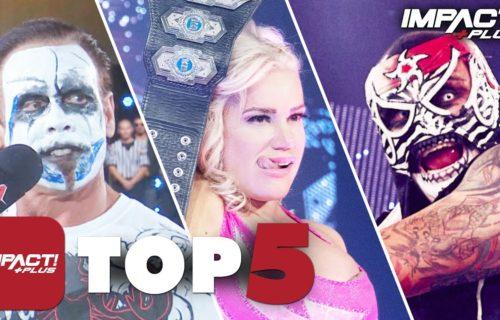 5 greatest Impact Wrestling SLAMMIVERSARY moments