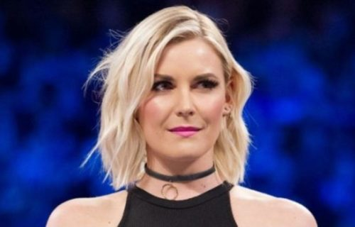 WWE broadcast personality Renee Young positive for Covid-19
