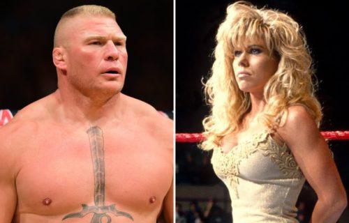 Brock Lesnar named in #SpeakingOut claim by former WWE star Terri Runnels
