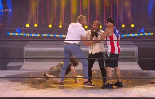 Chris Jericho desired Orange Cassidy to recreate famous WWE segment