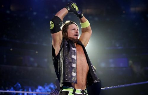 AJ Styles Missed Raw For 'Embarrassing' Reason