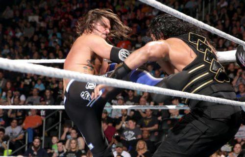 AJ Styles says Roman Reigns helped his career in WWE