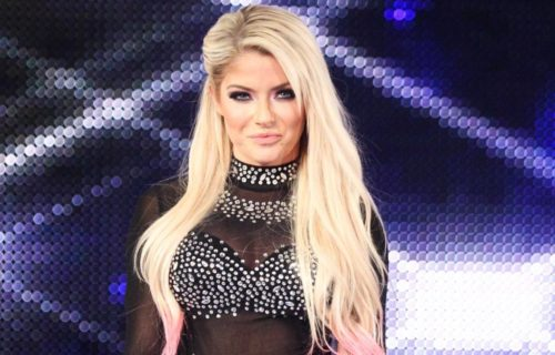 Alexa Bliss Calls Out 'Abuse' In Emotional Photo