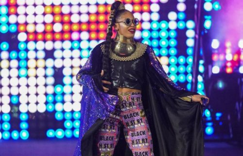 Bianca Belair talks about learning her own strength and gimmick