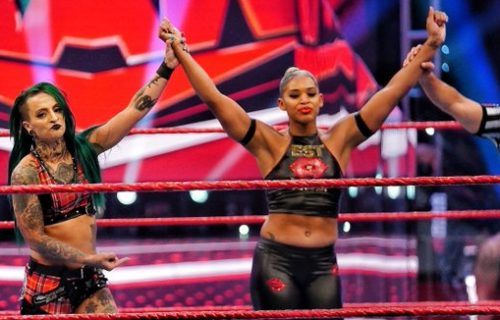 Shayna Baszler and Bianca Belair return to Monday Night RAW