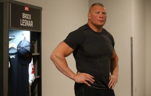 Big Swole recalls amusing backstage encounter with Brock Lesnar in WWE