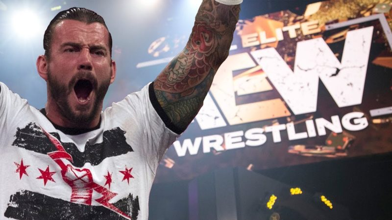 CM Punk-AEW