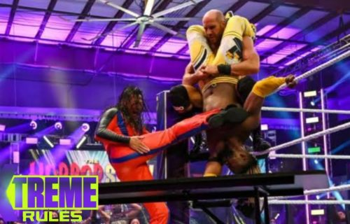 Cesaro speaks on Shinsuke Nakamura, being an in-ring specialist