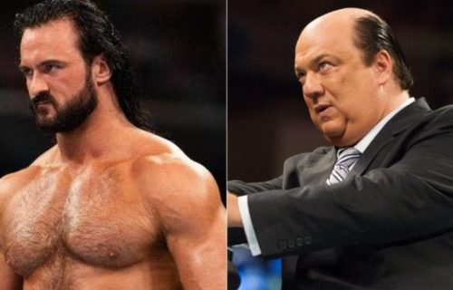 Drew McIntyre suggests interesting possibility for the future of Paul Heyman