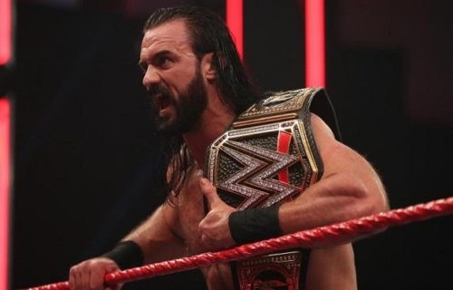 Drew McIntyre reveals who he wants to face at SummerSlam