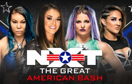 Fatal 4-Way at Great American Bash now set as Elimination Match