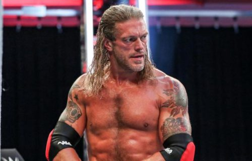 Edge undergoes triceps injury following Backlash match
