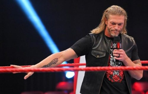 Edge gives small update on triceps recovery