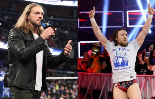 Edge and Daniel Bryan have 'significant creative influence' in WWE