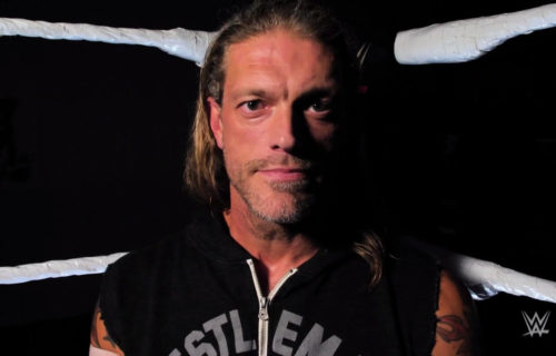Edge to be possibly included in WWE Title picture following in-ring return