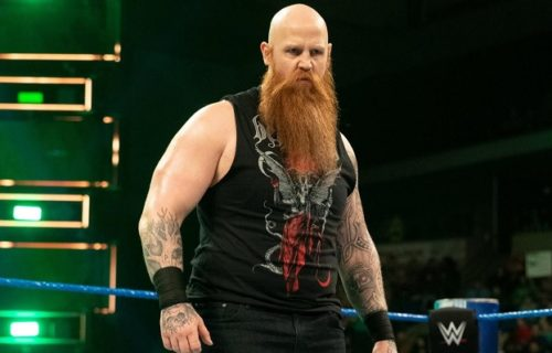Update on Erick Rowan's AEW status