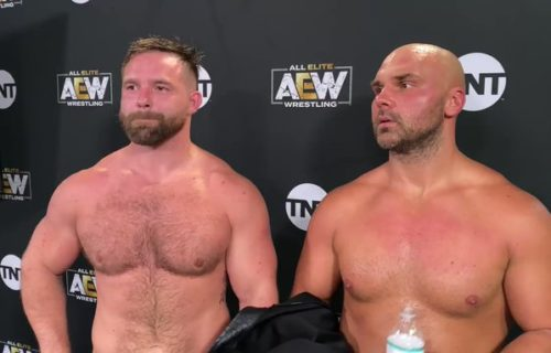 FTR thinks AEW needs to focus more on tag team rules