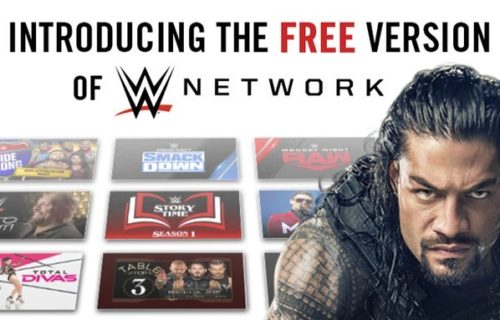 WWE has introduced a free version of the WWE Network