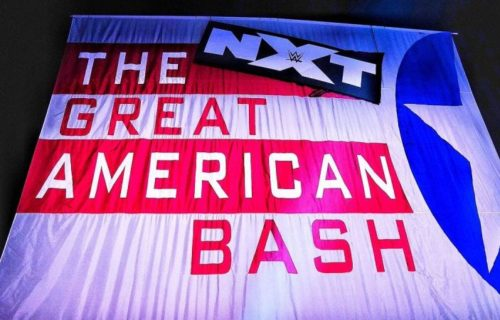 Major match SPOILER for next week's WWE NXT Great American Bash