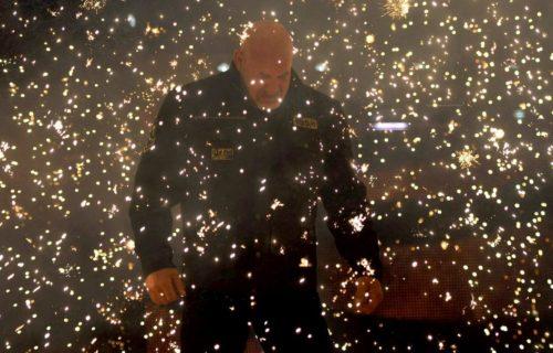 Every Goldberg match since his 2016 WWE return