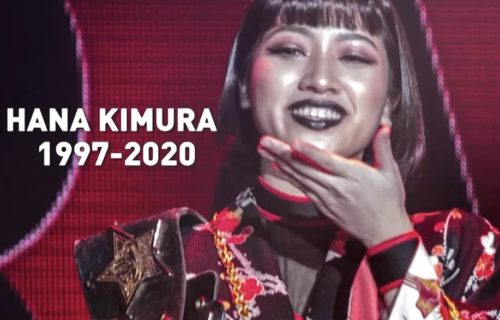ROH releases extended tribute episode dedicated to late Hana Kimura