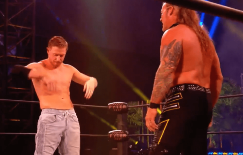 """Chris Jericho initially thought Orange Cassidy gimmick was ''s*it"""""""