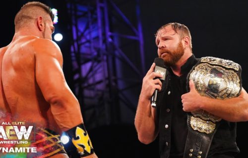 Jon Moxley and QT Marshall miss AEW Dynamite due to COVID-19