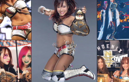 WWE sends farewell message to Kairi Sane, she responds