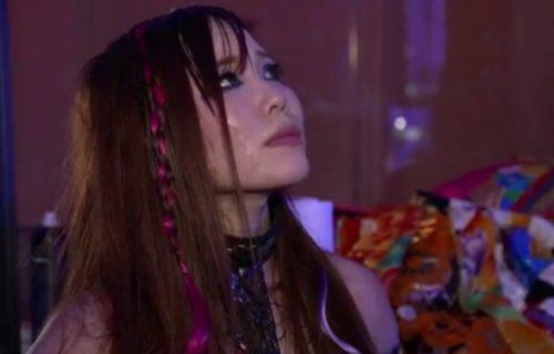 Kairi Sane's emotional goodbye to the WWE Universe