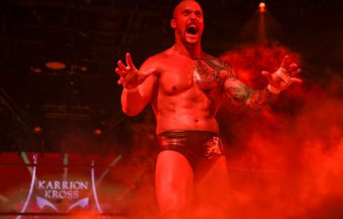Karrion Kross discusses Randy Orton's criticism of NXT, his first match with Ciampa, more