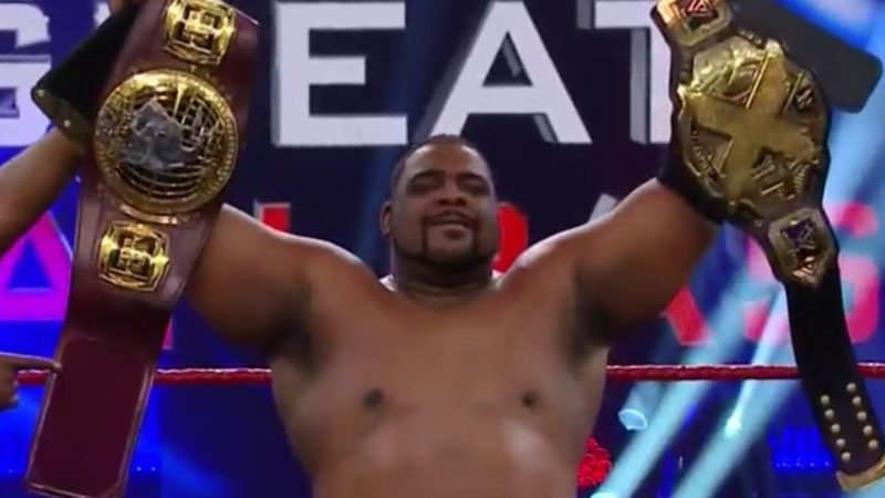 Keith Lee WINS