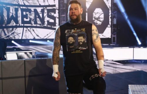 Kevin Owens Apologizes To WWE Star After Firing