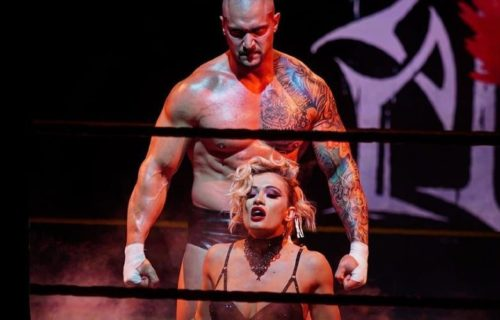 Karrion Kross talks wanting to face Brock Lesnar at WrestleManaia