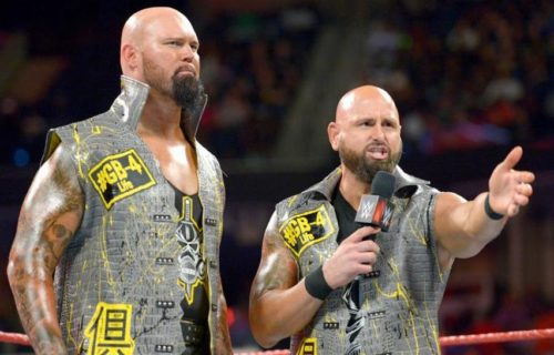 Karl Anderson & Doc Gallows have no animosity towards WWE