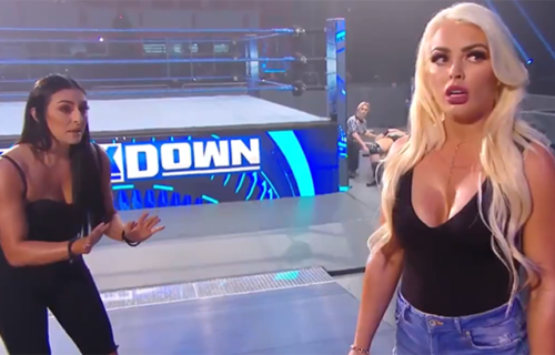 WWE might start lesbian storyline soon