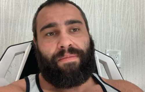 Miro (Rusev) reveals who the locker room picked as 'most handsome man in WWE'