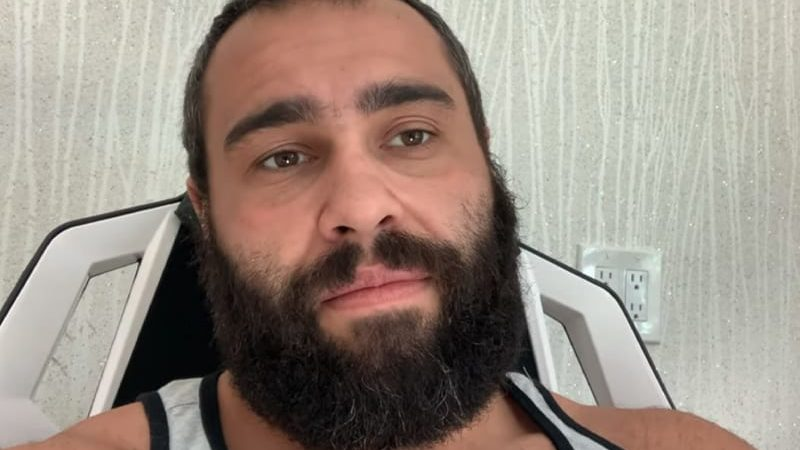 Miro. Formerly known as Rusev in WWE.